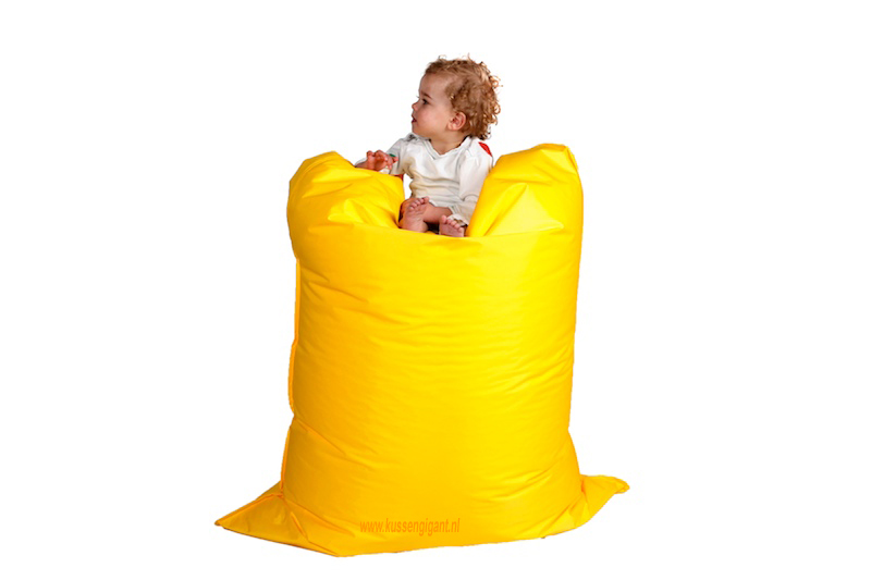 Kinder zitzak met binnenkussen  140 cm  x 100 cm