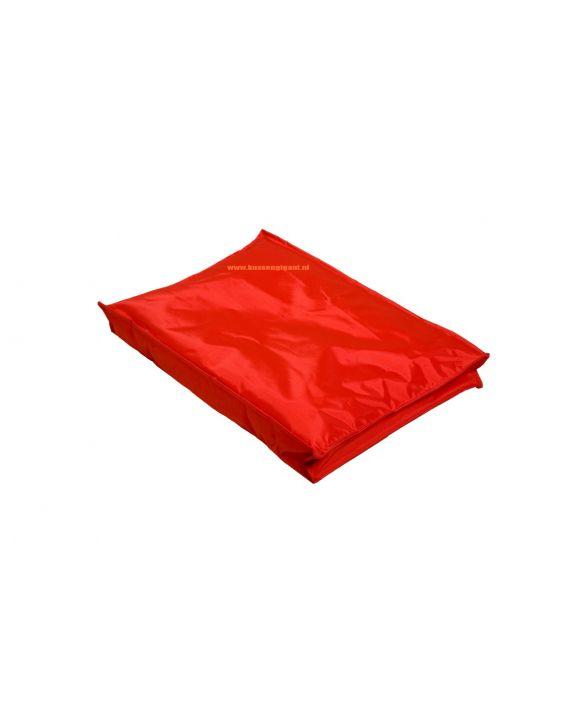 Aankleedkussen rood