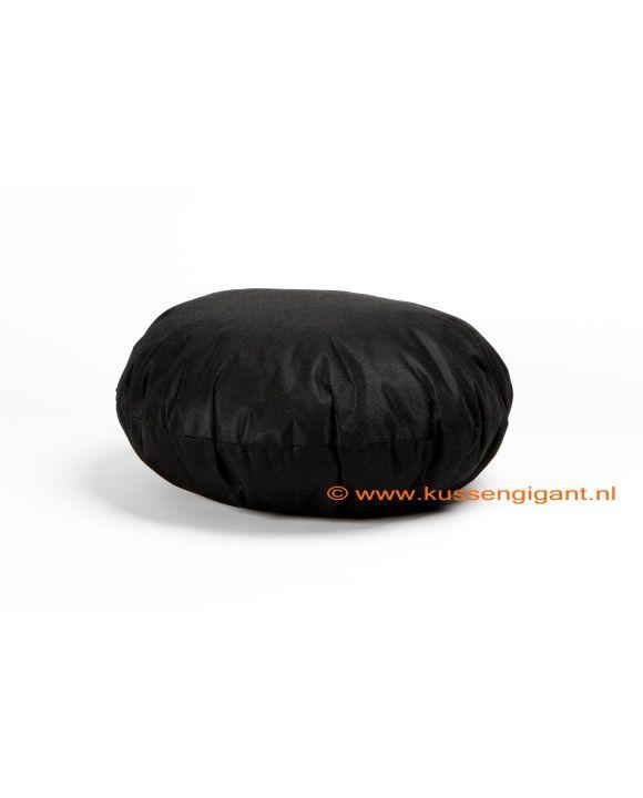 Binnenkussen naad tot naad c.a. 60 cm zwart