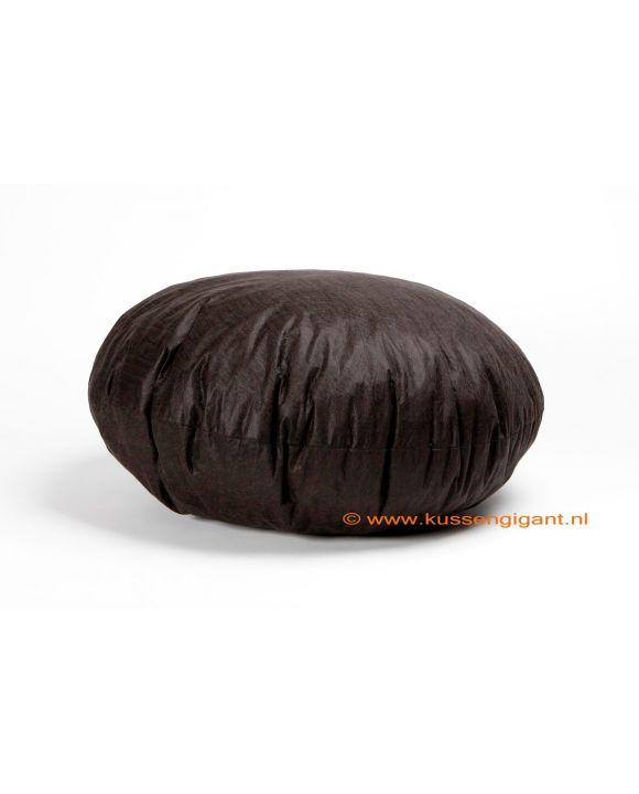 Binnenkussen naad tot naad c.a. 80 cm zwart