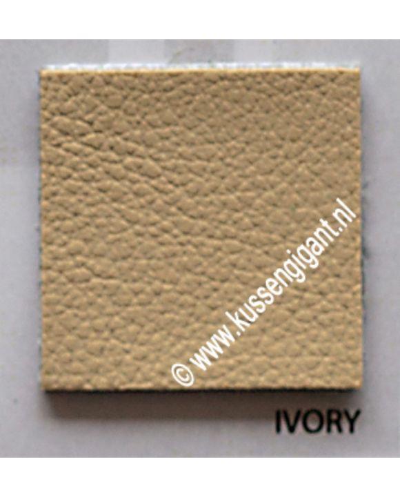 Kunstleer Ivory