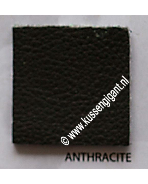 Kunstleer Anthracite