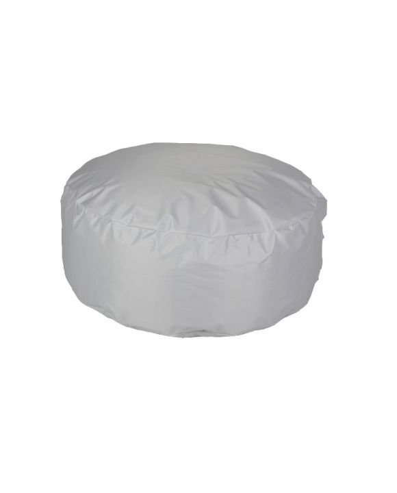 Hoes voor Loungepoef Newborn 80 × 30 Wit