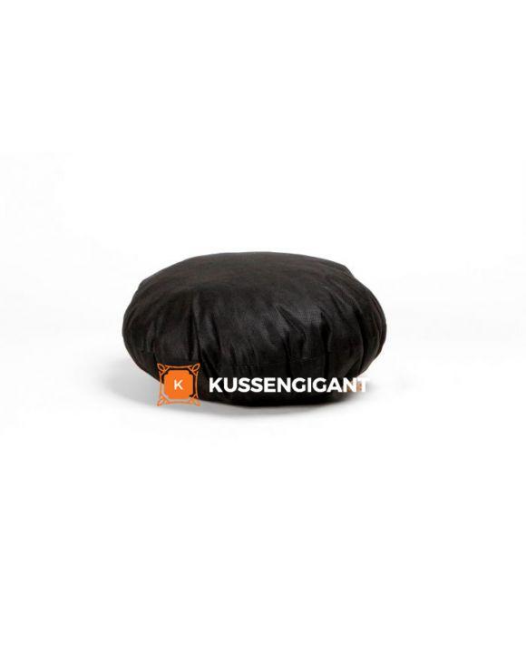 Binnenkussen naad tot naad c.a. 50 cm zwart