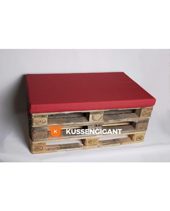 Meerdere beschikbaar - Palletkussens 120x80x8 Rood