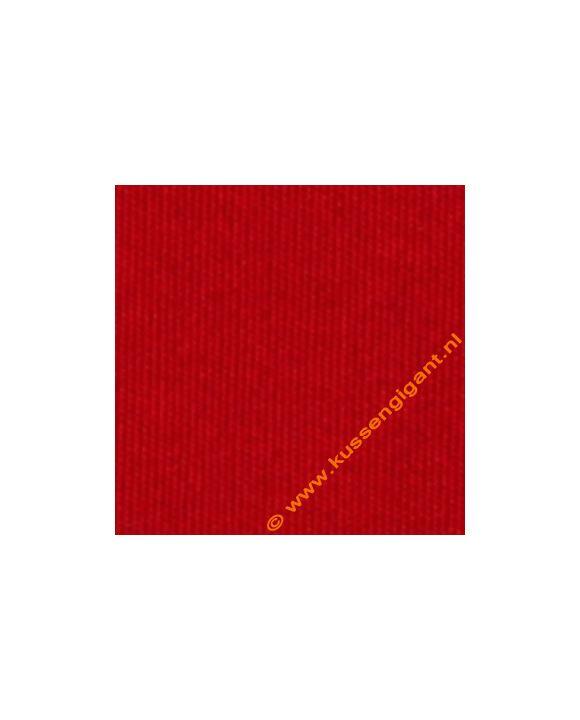 Outdoor stof Sundralon ferrari rood 09