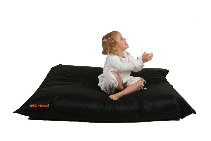 Zitzak Zwart Kind.Zitzak Lazy Bag Zwart Met Binnenkussen Kussengigant Belgie