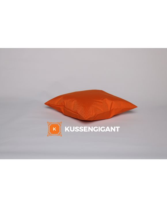 Outdoor Plofkussen 45x45 Waterdicht Oranje