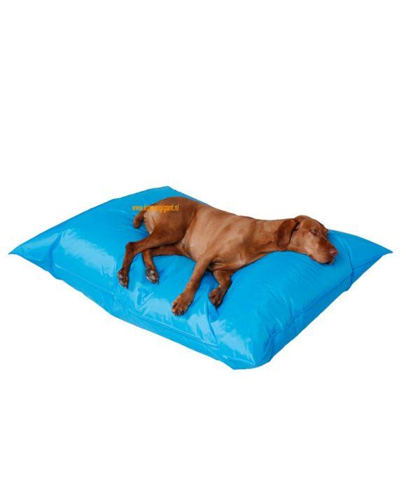 Lazy Dogbag aqua met binnenkussen