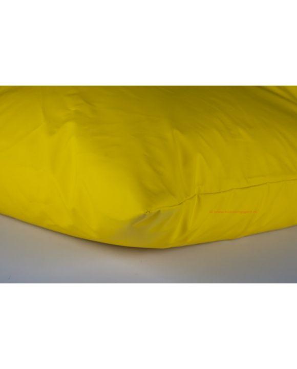 Lazy Dogbag geel hygiene met binnenkussen