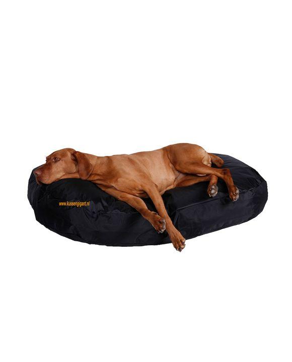 Hondenkussen Nylon 110x65 zwart
