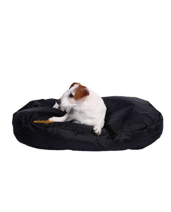 Hondenkussen Nylon 90x55 zwart