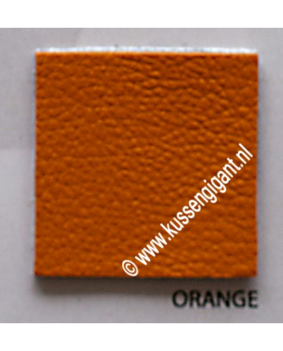 Kunstleer Orange