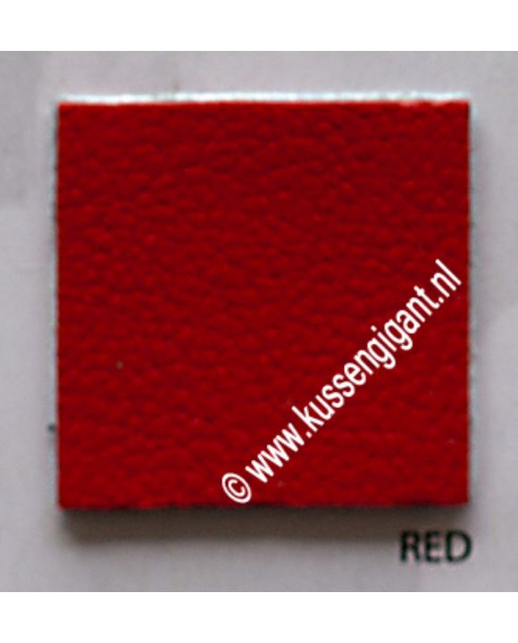 Kunstleer Red